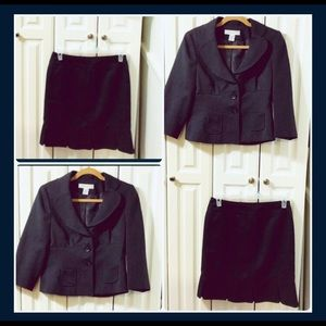 NINE WEST Skirt Suit STUNNING & PERFECT Size 8